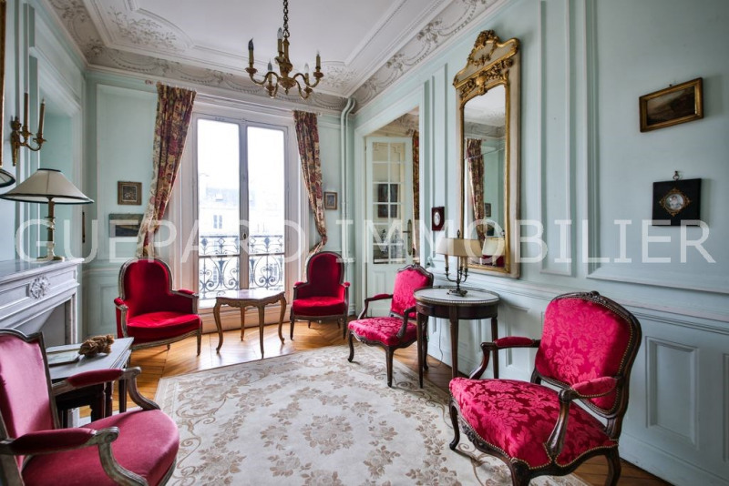 Vente de prestige appartement Paris 16ème 3 220 000€ - Photo 5