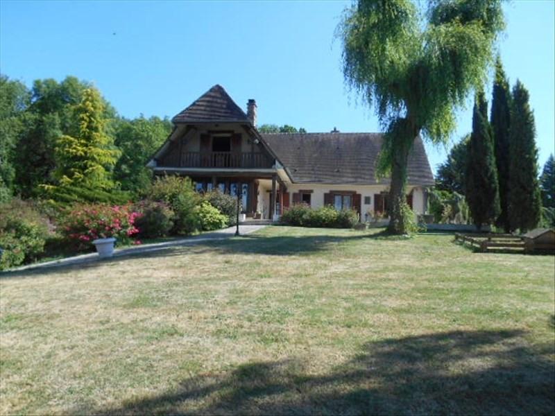 Sale house / villa Montreuil aux lions 412000€ - Picture 1