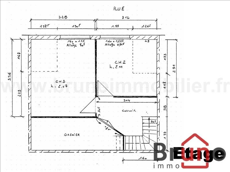 Verkoop  huis Le crotoy 164900€ - Foto 4