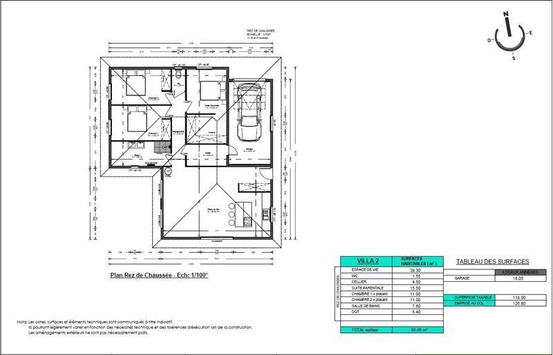 Vente maison / villa Thyez 328623€ - Photo 2