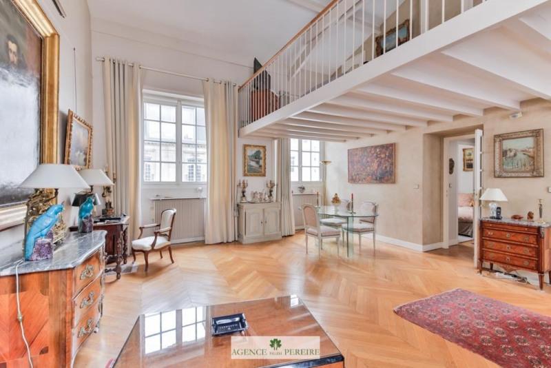 Vente de prestige appartement Paris 17ème 1350000€ - Photo 3