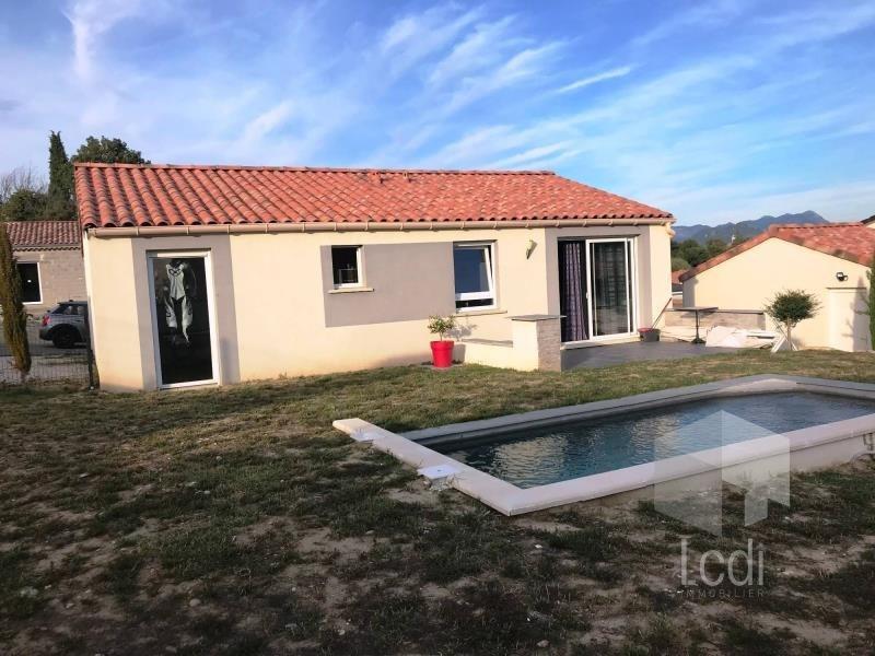 Vente maison / villa Saint-gervais-sur-roubion 230000€ - Photo 1