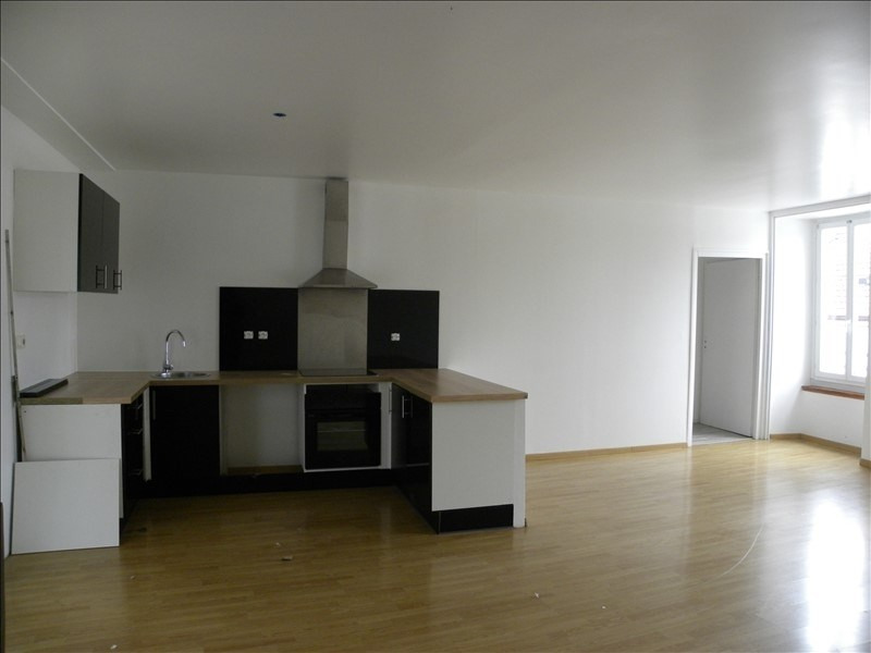 Rental apartment St palais 650€ CC - Picture 2