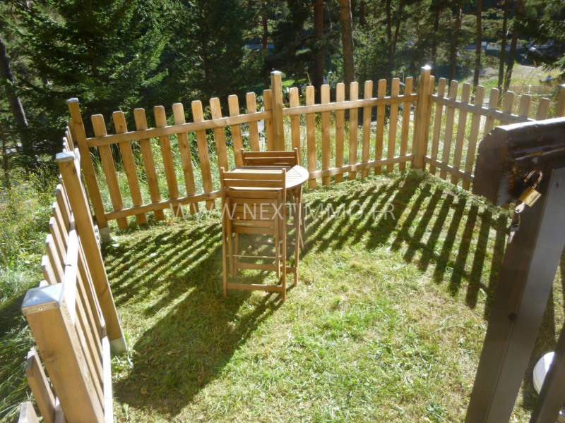 Vente appartement Valdeblore 84 000€ - Photo 1