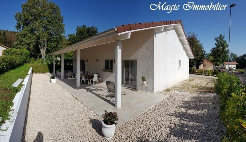 Rental house / villa Nurieux volognat 1100€ CC - Picture 1