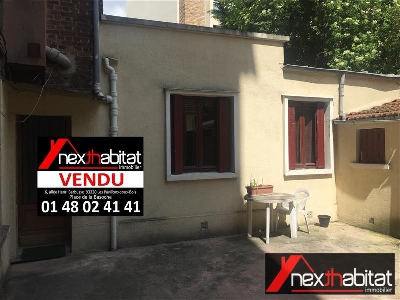 Vente appartement Les pavillons sous bois 104000€ - Photo 1