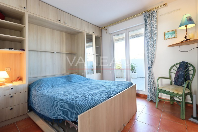 Vente de prestige appartement Juan-les-pins 689000€ - Photo 14