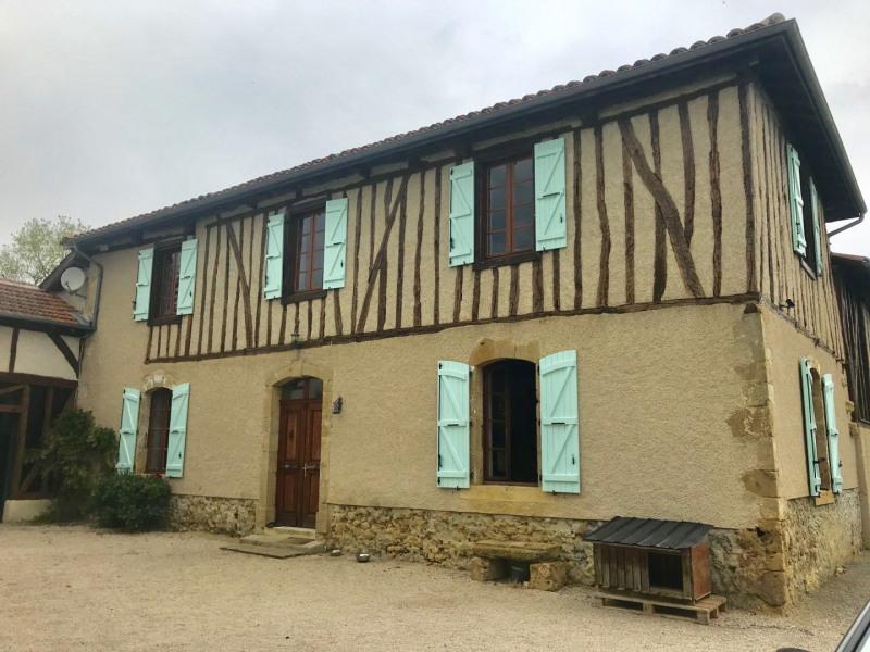 Sale house / villa Mirande 387500€ - Picture 1