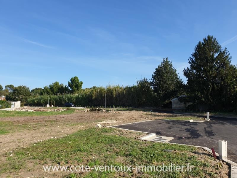 Vente terrain Carpentras 121 000€ - Photo 1