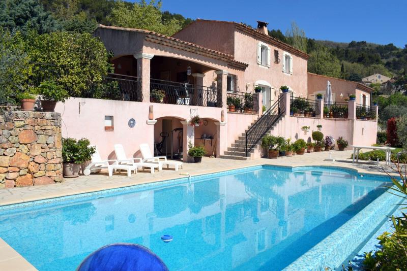 Immobile residenziali di prestigio casa Seillans 990000€ - Fotografia 1