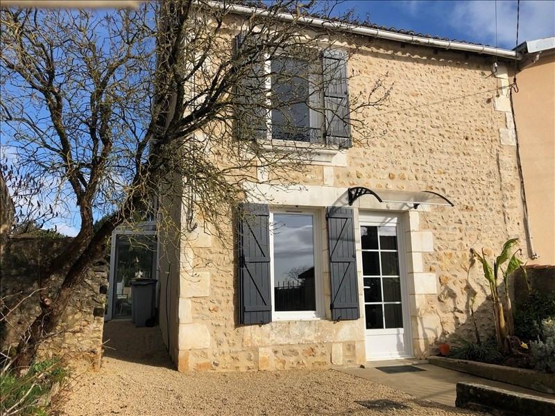 Vente maison / villa Liguge 204900€ - Photo 1