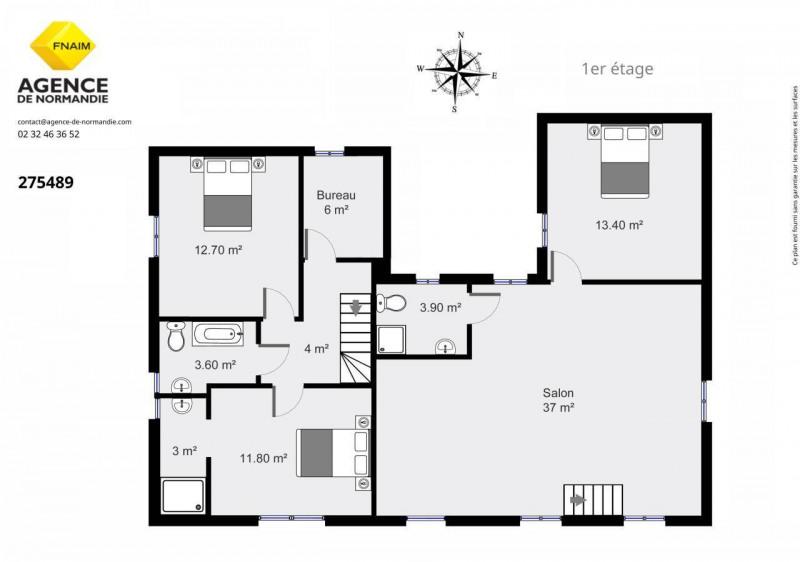 Sale house / villa Montreuil-l'argillé 275000€ - Picture 12