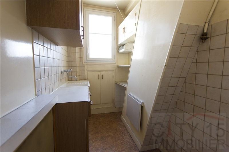 Vente appartement Paris 15ème 399000€ - Photo 5