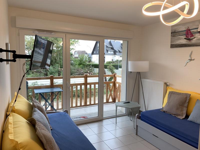 Verkoop  appartement Benerville sur mer 173000€ - Foto 7