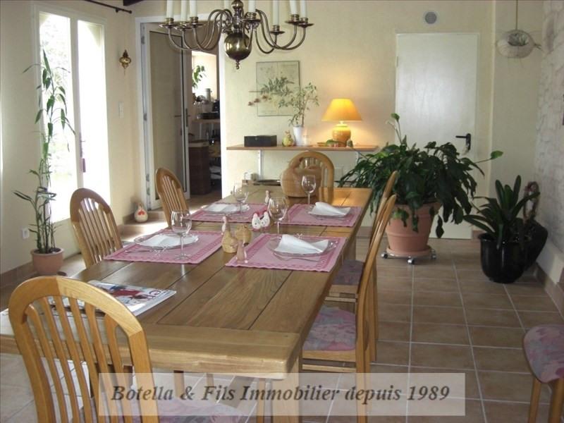 Venta de prestigio  casa Barjac 495000€ - Fotografía 12