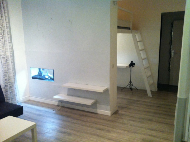 Rental apartment Nice 575€ CC - Picture 1