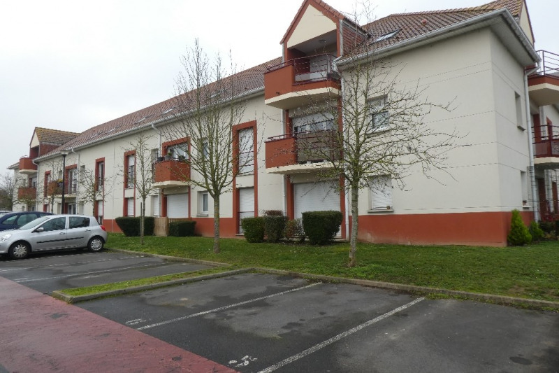 Vente appartement Beaurains 107 000€ - Photo 1