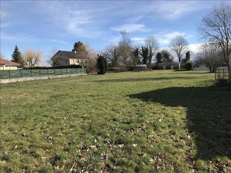 Vendita terreno Torchefelon 106000€ - Fotografia 2