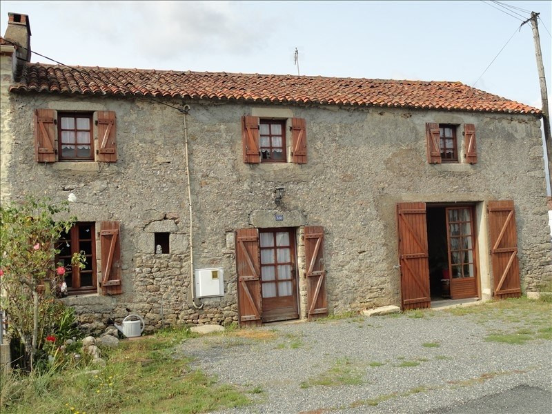 Vente maison / villa La bernardiere 115900€ - Photo 1