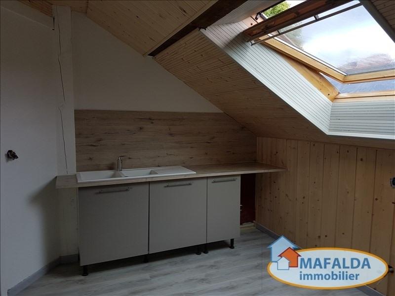 Rental apartment Mont saxonnex 850€ CC - Picture 3