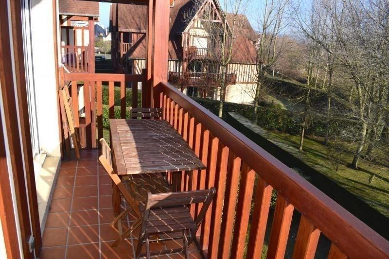 Vente de prestige appartement Deauville 259 000€ - Photo 1