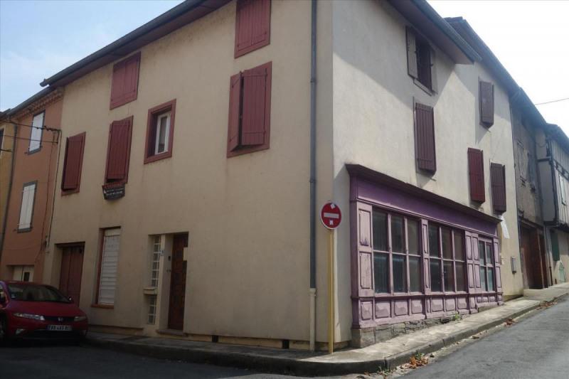 Vendita casa Réalmont 109000€ - Fotografia 4