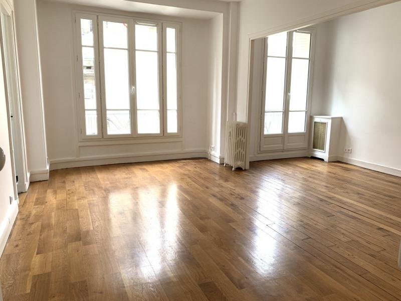 Rental apartment Paris 19ème 1401€ CC - Picture 1