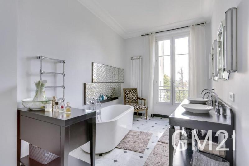 Vente de prestige appartement Paris 16ème 3140000€ - Photo 10