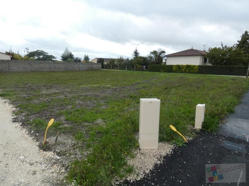 Sale site Chateaubernard 49 000€ - Picture 3
