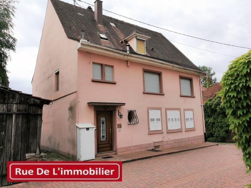 Vente maison / villa Reichshoffen 140000€ - Photo 2