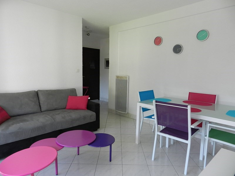Location vacances appartement La grande motte 416€ - Photo 4