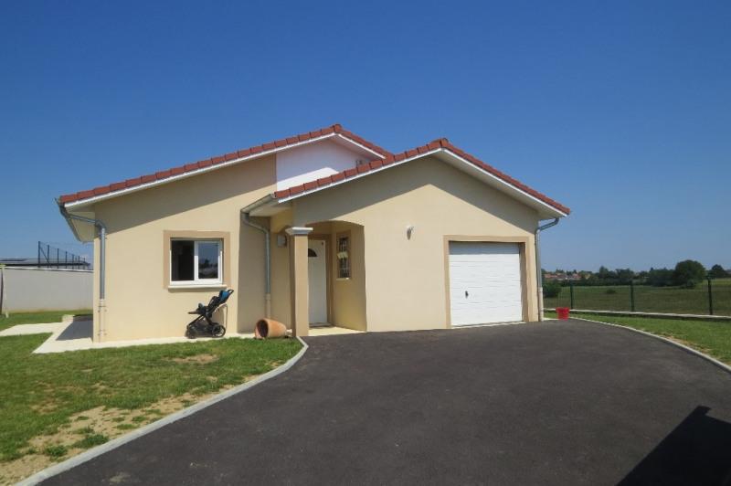 Vente maison / villa Villette d'anthon 384000€ - Photo 1
