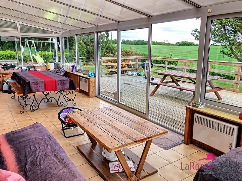 Vente maison / villa Ploudiry 178500€ - Photo 3