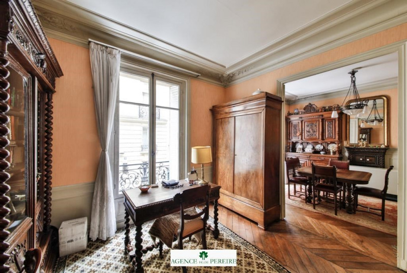 Sale apartment Paris 17ème 520 000€ - Picture 2