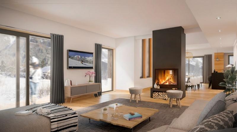 Vente de prestige maison / villa Chamonix mont blanc 2600000€ - Photo 3