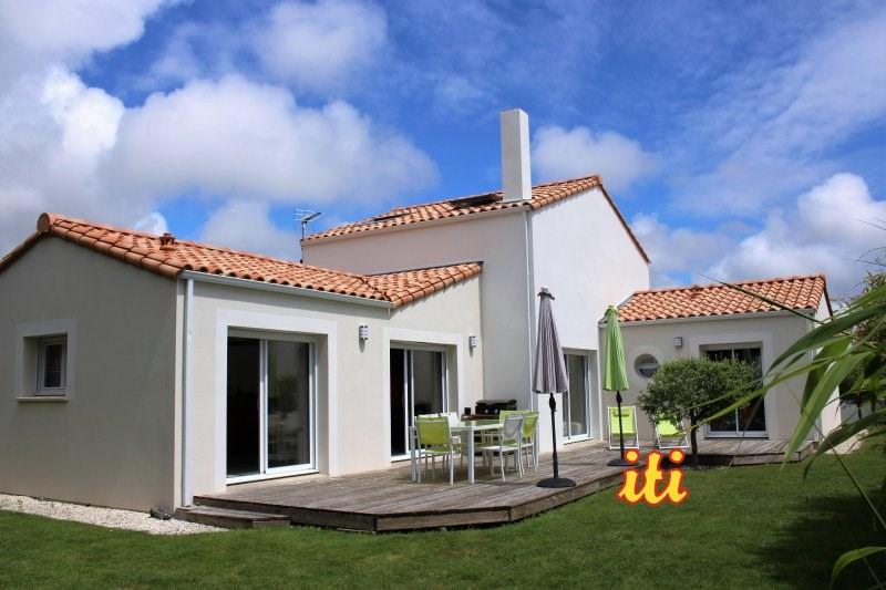 Vente maison / villa Chateau d'olonne 522000€ - Photo 1