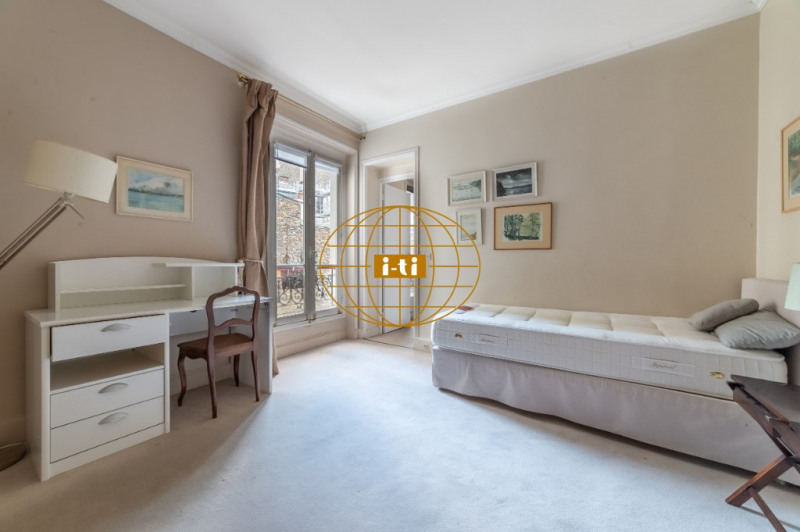 Deluxe sale apartment Paris 16ème 1 720 000€ - Picture 7