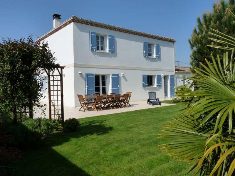 Vente maison / villa Semussac 350000€ - Photo 1