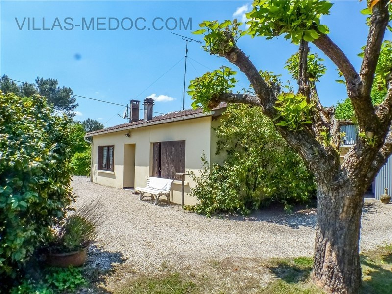Vente maison / villa Vensac 170 000€ - Photo 1