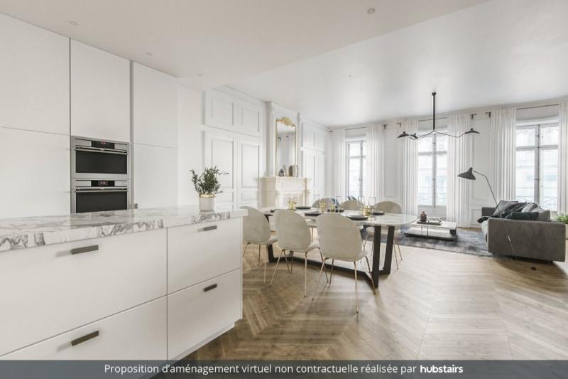 Appartement haussmanien rénové par architecte à Foch