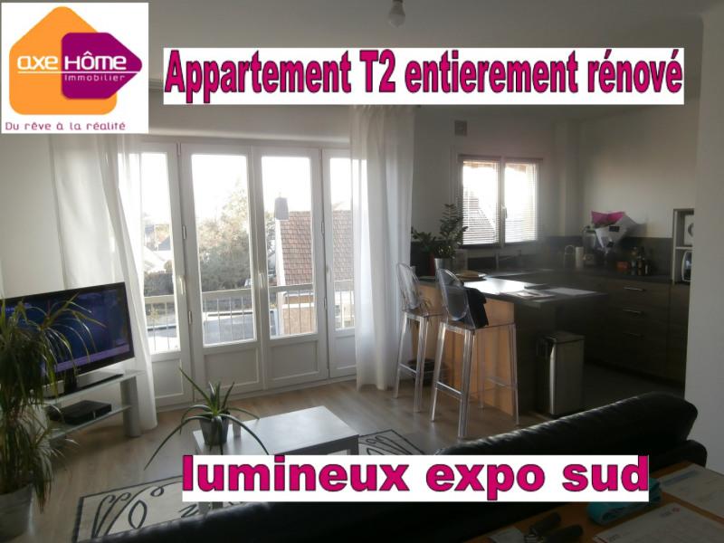 Vente appartement Nantes 143000€ - Photo 1