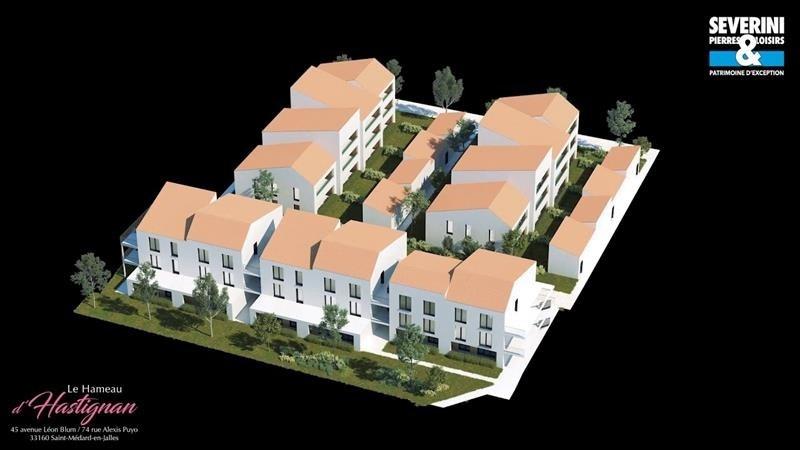 Vente appartement St medard en jalles 260000€ - Photo 1
