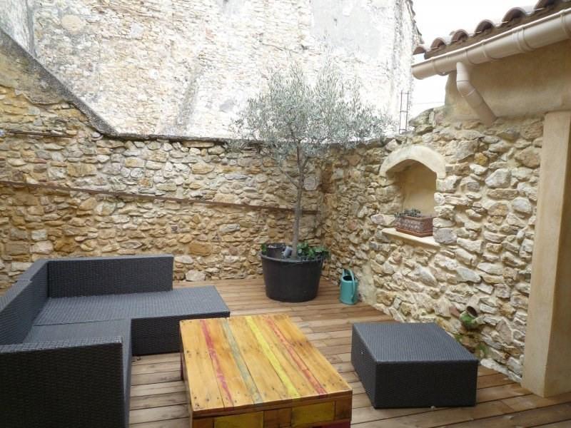 Vente maison / villa Caderousse 274990€ - Photo 2