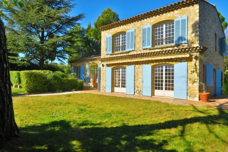 Vente de prestige maison / villa Aix en provence 1075000€ - Photo 8