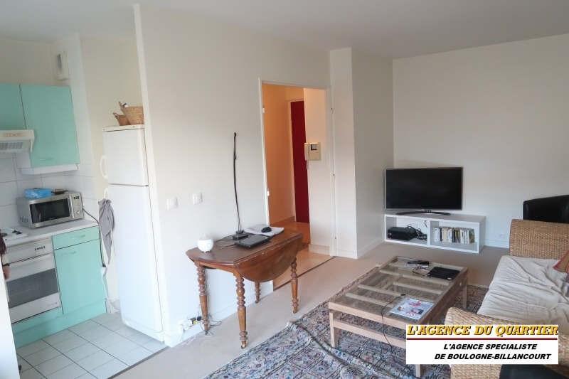 Alquiler  apartamento Boulogne billancourt 1195€ CC - Fotografía 2