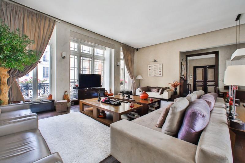 Vente de prestige appartement Paris 16ème 2200000€ - Photo 2