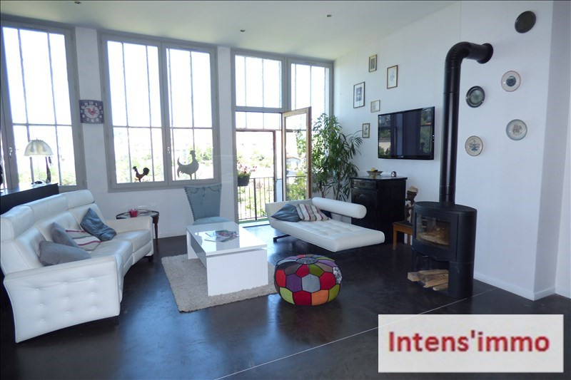 Vente loft/atelier/surface Romans sur isere 474 000€ - Photo 3