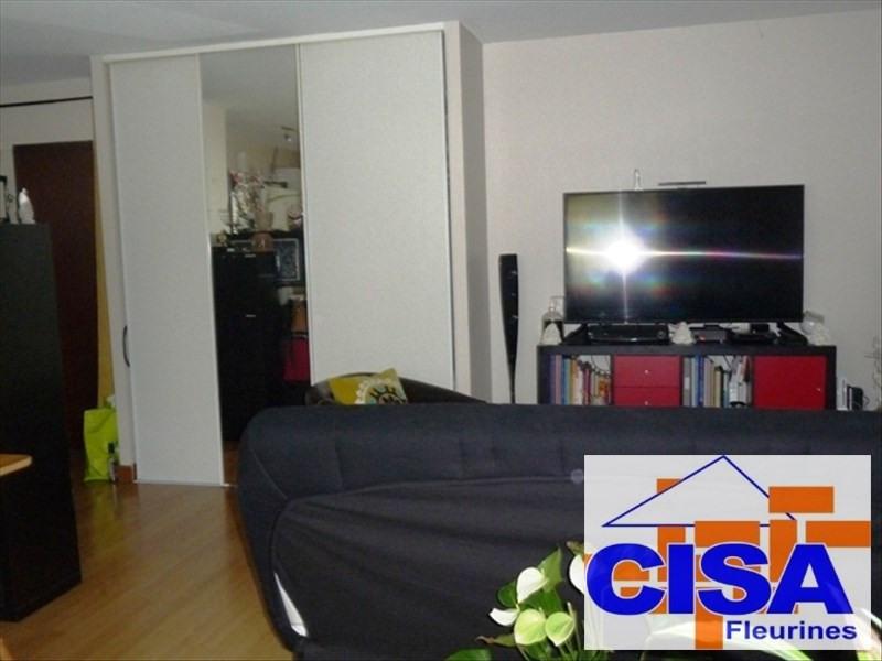 Rental apartment Fleurines 620€ CC - Picture 3