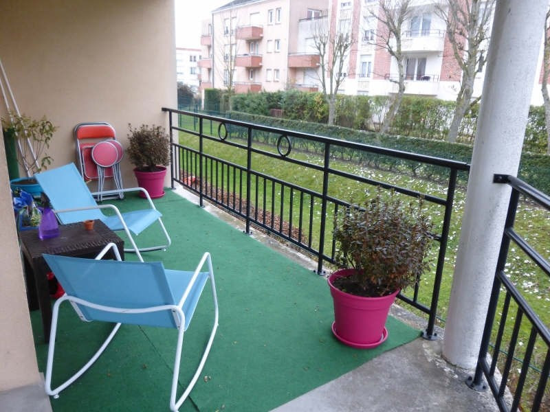 Vente appartement Cergy 139000€ - Photo 2