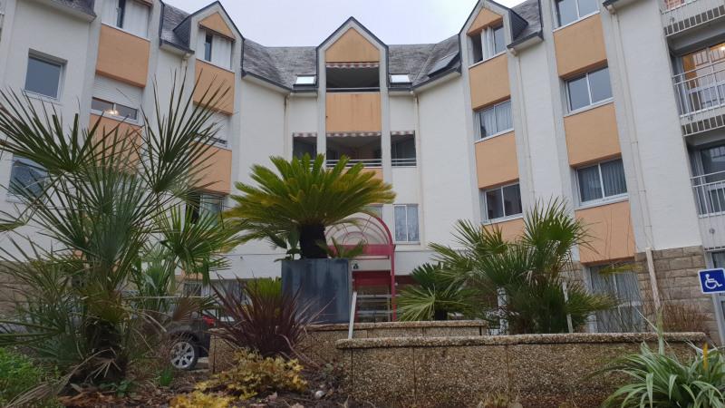 Sale apartment Quimper 71175€ - Picture 1